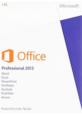Buy Microsoft Office Pro Professional Plus 2013 1PC/1User