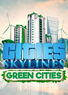 Buy Cities: Skylines - Green Cities (PC)