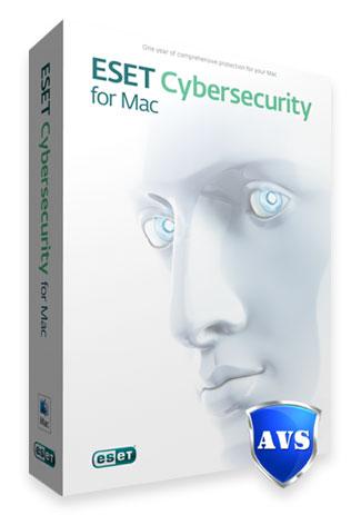 ESET Cyber Security for Mac - 1 PC & 3 Year – CDKey