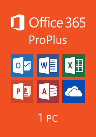 Buy Microsoft Office 365 (1 Year) 1 Device (WIN)