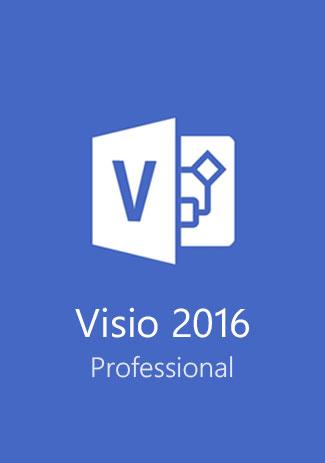 Buy Microsoft Visio Pro Professional 2016