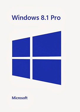 Windows 8.1 Pro Professional CD-KEY (32/64 Bit)