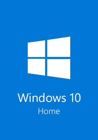 Windows 10 Home (32/64 Bit)