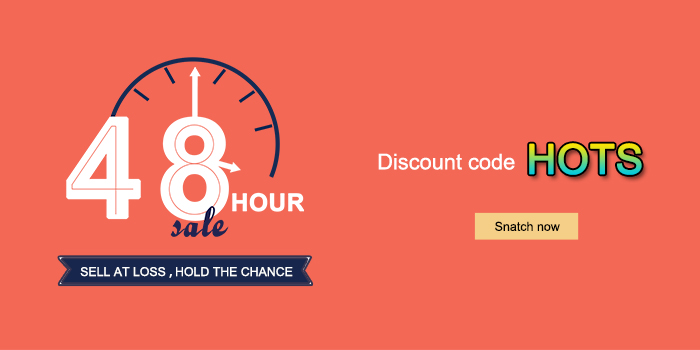 48 Hours Special Offer, Don't Miss It.