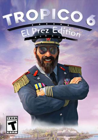 Buy Tropico 6 El Prez Edition (PC/EU)