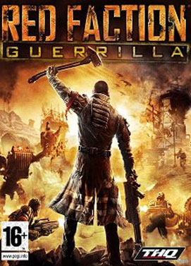 Comprar Red Faction Guerrilla Remarstered EU Version (PC)