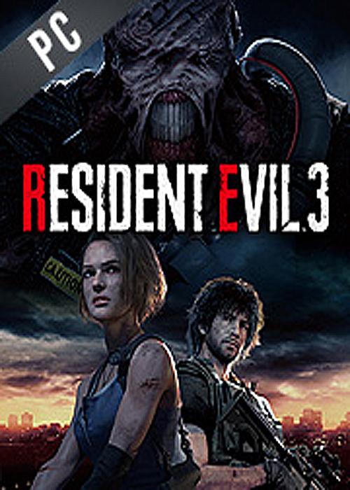 Buy Resident Evil 3 Steam CD Key Global