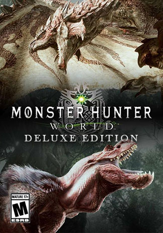 Comprar Monster Hunter: World - Deluxe Edition (PC)