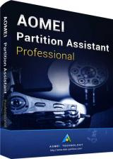 Acheter AOMEI Partition Assistant Professional 8.8 Edition Key Global