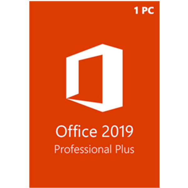 Buy Microsoft Office 2019 Professional Plus CD-KEY (1PC)(SALE)