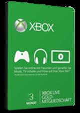 Buy Xbox live 3 Month Gold Membership Digital Code