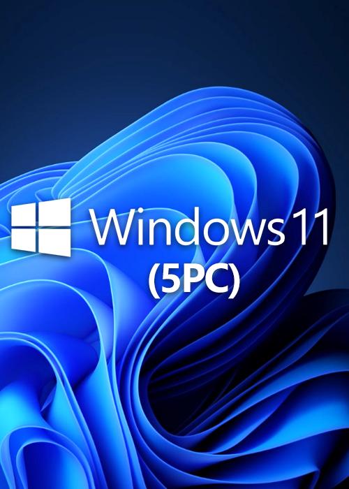 Buy Microsoft Windows 11 Pro OEM CD-KEY GLOBAL(5PC)