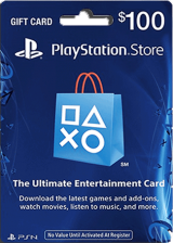 hotcdkeys.com, PSN 100 USD / PlayStation Network Gift Card US Store