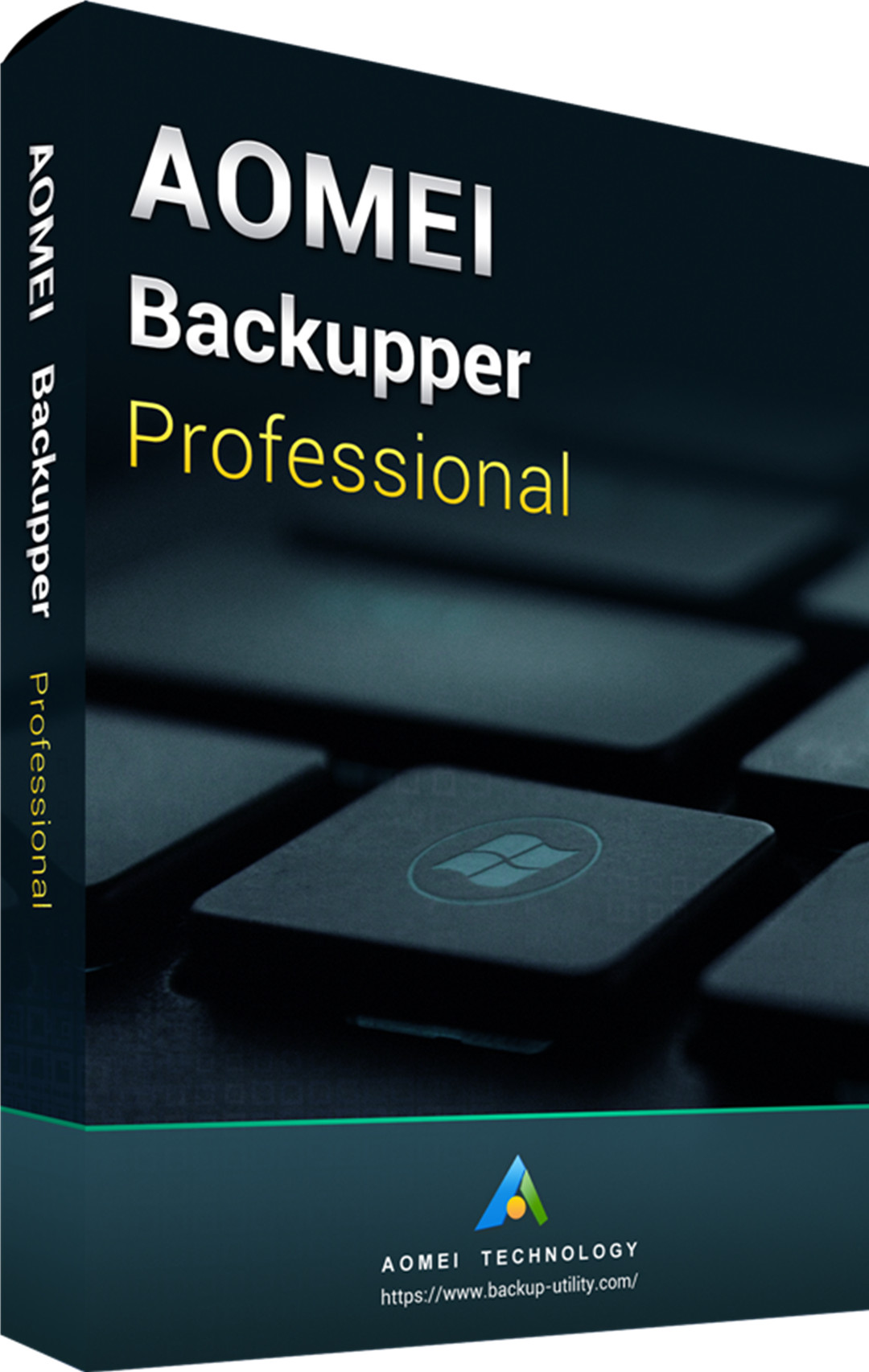 Comprar AOMEI Backupper Professional Edition 365 Days 5.7 Key Global