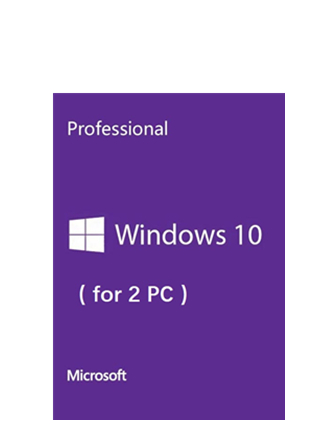 Comprar Windows 10 Pro Professional CD-KEY (32/64 Bit) (2 PC)(SALE)