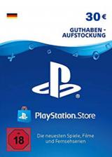 PSN 30 EUR / PlayStation Network Gift Card DE Store