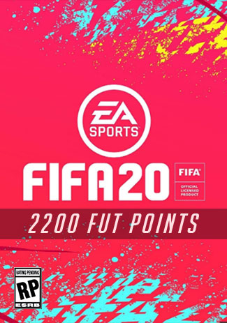 購買 FIFA 20 2200 FUT Points (PC)