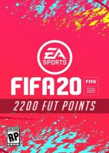 Comprar FIFA 20 2200 FUT Points (PC)
