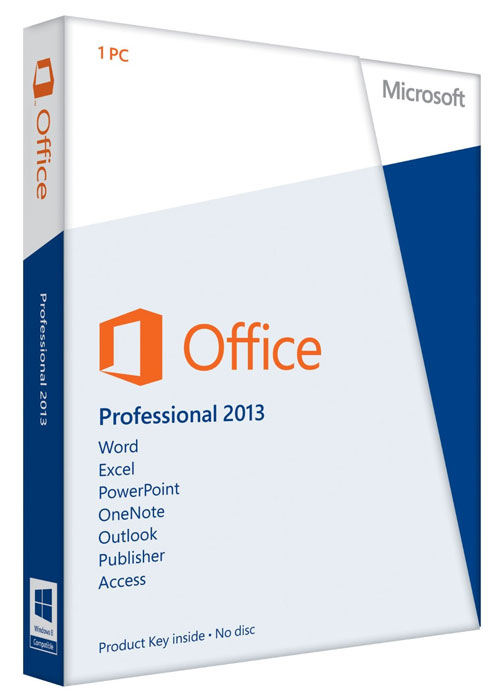 Buy Office2013 Professional Plus CD Key Global