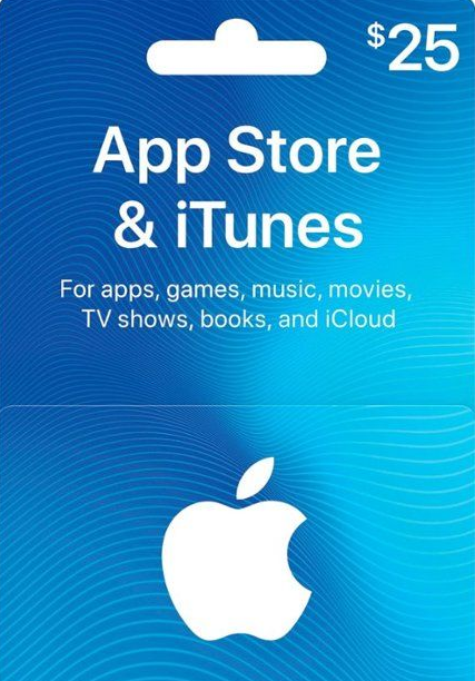 Buy Apple iTunes $25 Gutschein-Code US iPhone Store